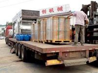 赢创机械高精度复合设备出口越南