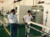 赢创机械高精度复合设备出口美国